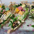 קיאק פירות משולב סושי (מומלץ)