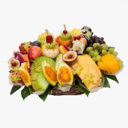 מגשי פירות ליולדת