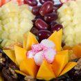מגש פירות אהבה גן עדן