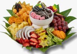 מגש פירות - עסקית