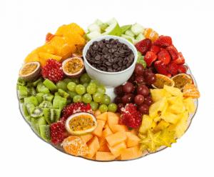 מגש פירות ליום הולדת