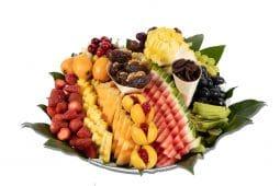 מגש פירות פקאן M