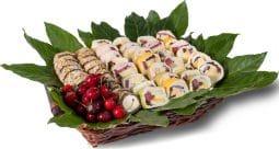 סושי פירות / שוקולד לבחירה