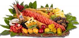 סלסלות פרי מעוצבות לבחירה