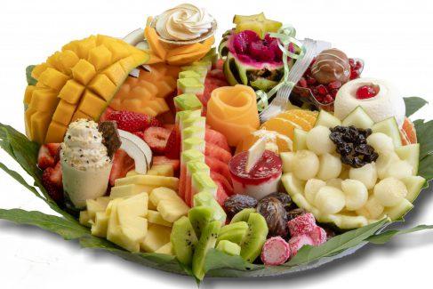 5 מגשי פירות מעוצבים מומלצים לט