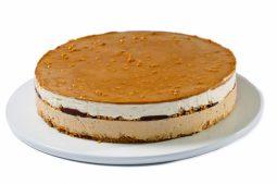 עוגה קראנצ'י לוטוס
