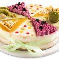 עוגת טורטה רוזה