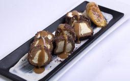 תוספת סושי פירות שוקולד בננה