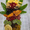 מגש פירות יבשים מעוצב לט