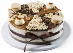 עוגת בלרינה (מומלץ)