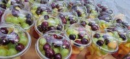 כוס פירות חצי לטר